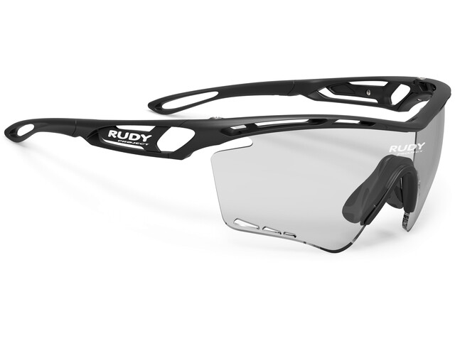 Rudy Project Tralyx XL Glasses Matte Black - ImpactX Photochromic 2 Black